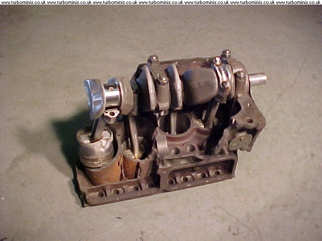 Rebore An Engine - Problems, Questions and Technical - The