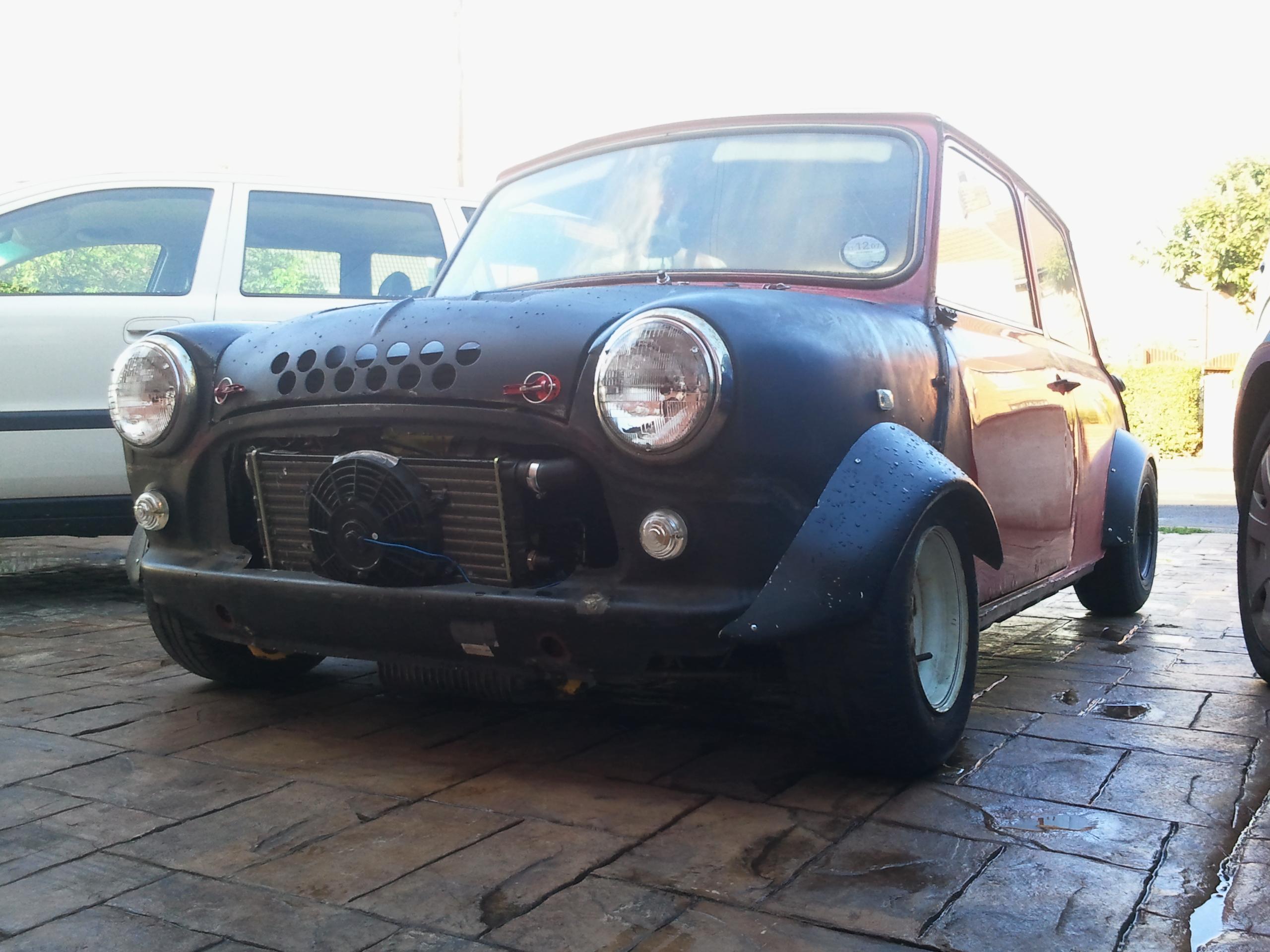 bretts honda vtec turbo awd mini conversion  sale shortly turbominis