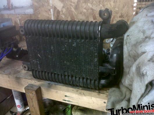 Mini 1293 Turbo - Broke Again HGF 2017   TurboMinis