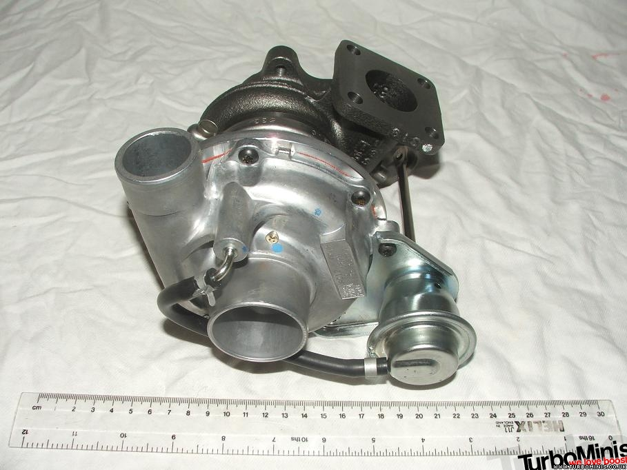IHI RHF4, Nice small turbo  998 turbo perhaps *SOLD